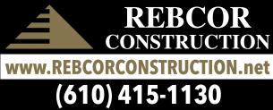 Rebcor Construction Banner