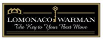 Real Estate Logo - Lomonaco - Warman