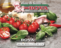 Front cover of BOVA Calendar